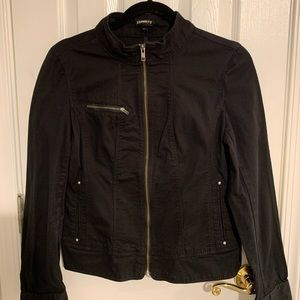 Black Express Jacket